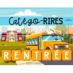 Catégo-rires / Version rentrée