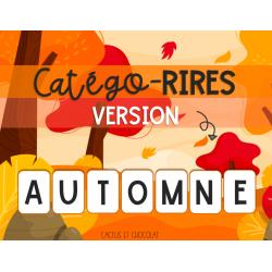 Catégo-rires / Version automne