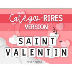 Catégo-rires / Version Saint-Valentin