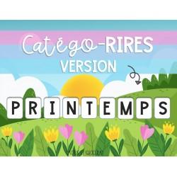 Catégo-rires / Version printemps