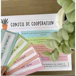 Conseil de coopération - Plantes