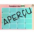 Jeu - Puissance 4 - BDPQ