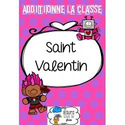[Atelier math] Additionne la classe Saint Valentin