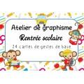 [Atelier graphisme] Graphisme de la rentrée