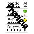 [Lecture] Pointe et lis - Ensemble sets 1 à 4