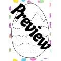 [Atelier graphisme] Oeufs de Pâques