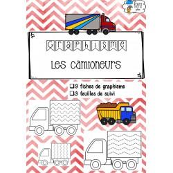 [Atelier graphisme] Les camioneurs