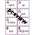 [Atelier écriture] Phrases en désordre - Halloween