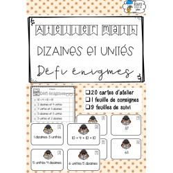[Atelier math] Défi énigmes D et U