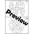 [Ateliers math] Blocs mosaïques - Motifs abstraits