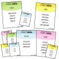 Affiches et activités: Relations entre les mots