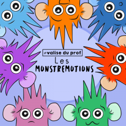 Monstremotions cliparts