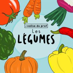 Cliparts légumes