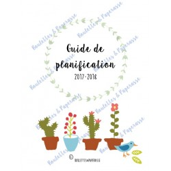 Guide de planification 2017-2018 (Modèle plantes)