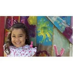 Art Joyeux Enfants Heureux