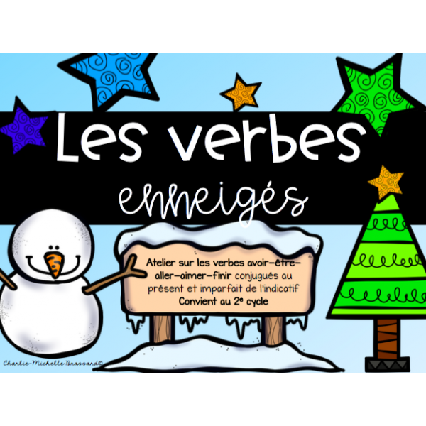 Ateliers sur les verbes conjugés