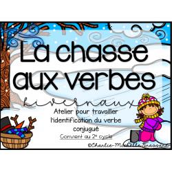 L'identification du verbe conjugué dans la phrase