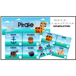 Mots-étiquettes - les pirates
