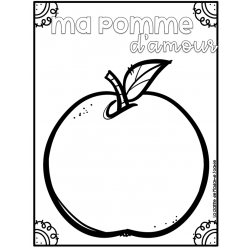 Ma pomme d'amour
