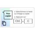 Raccourcis clavier pour chromebook/ordinateurs