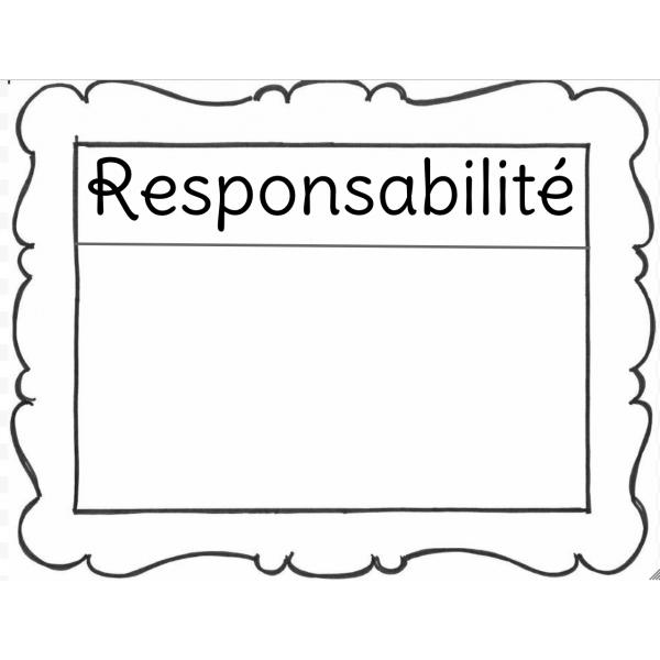 Affiches valeurs de classe