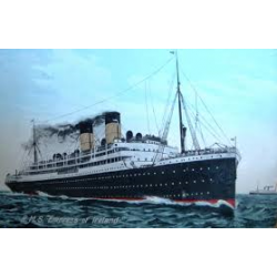 L'empress of Ireland: Le navire