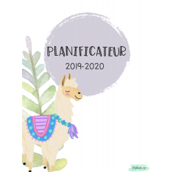 Planificateur 2019-2020 - Lamas