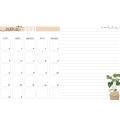 Planificateur 2021-2022 / 5 périodes