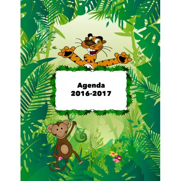 Agenda 2016-2017 (5 périodes)