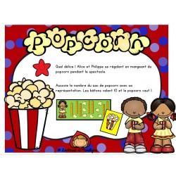 Atelier Mathématique: Popcorn
