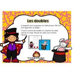 Atelier mathématique: Les doubles