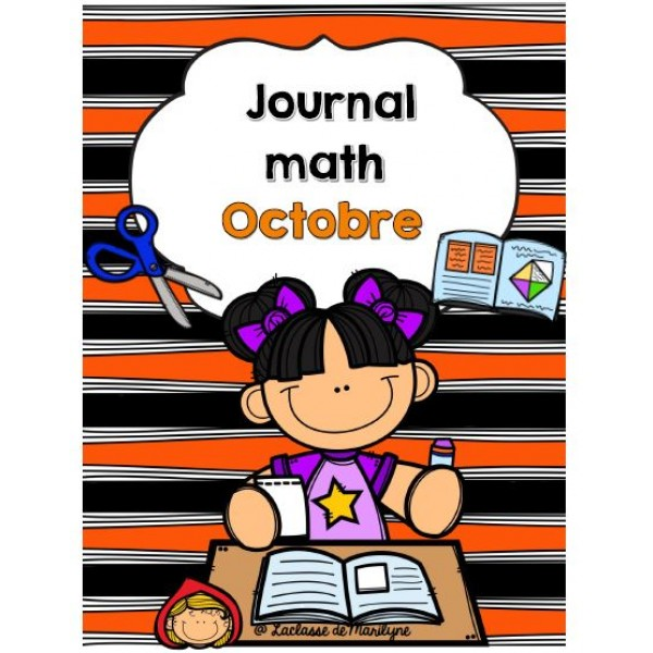 Le Journal Math Octobre