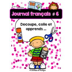 Journal Français 6