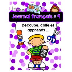 Journal français 9