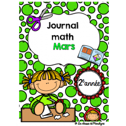 Journal math 2e mars
