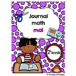 Journal math 2e mai