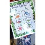 Littératie - maternelle/Jardin/1ere  (Bundle)