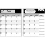 MISE À JOUR À VIE - Planificateur/Agenda