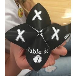 Cocotte de multiplication 2 à 10