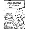Échantillon GRATUIT - mon cahier d'automne