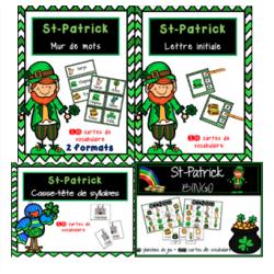 St-Patrick ENSEMBLE ÉCONOMIQUE