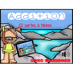 BOOM LEARNING - addition 1-20