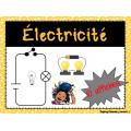 Électricité - 10 affiches