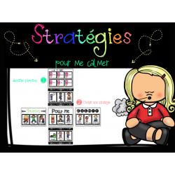 Stratégies pour me calmer!