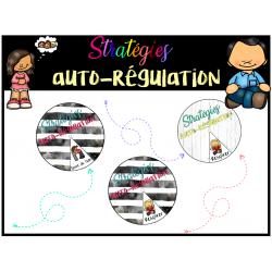Roulette de stratégies auto-régulation
