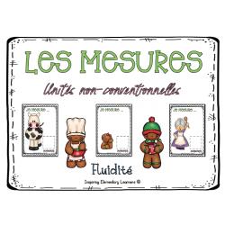 Noël - atelier de mesure