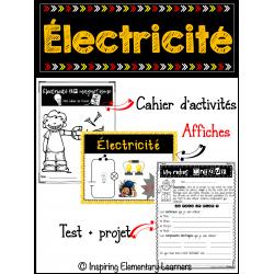 Électricité - ENSEMBLE ÉCONOMIQUE + CORRIGÉ