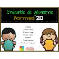 ENSEMBLE - les formes géométriques 2D