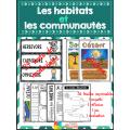 Les habitats et les communautés - Sciences