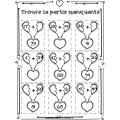 St-Valentin activités imprimables 2-4e